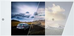 CSS3动画图片叠加切换效果