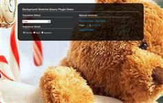 jQuery网页背景图片切换特效