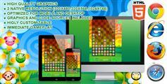 宠物聚会 - HTML5小游戏源码 消除类小游戏源码 微信小游戏