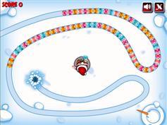 类似QQ龙珠小游戏 祖玛游戏 HTML5小游戏源码