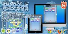 泡泡杀手 - 泡泡龙小游戏 HTML5小游戏源码
