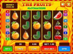 水果老虎机 - HTML5游戏