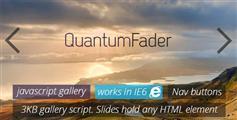 Quantum Fader - 兼容IE6的Javascript圖片輪播切換插件 圖片畫廊