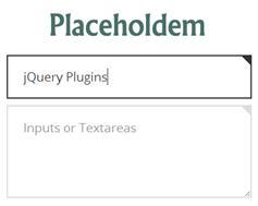 Placeholdem——占位符插入符号动画