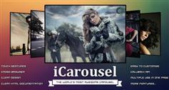 iCarousel轻量级幻灯片插件