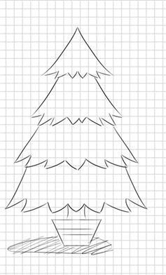 鼠标滚动过程效果例子:树生长过程