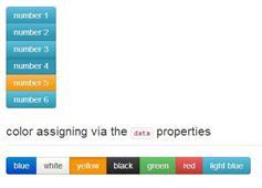 jQuery 将单选按钮转换成分组按钮
