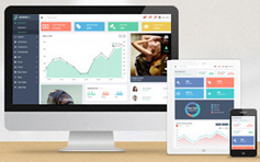 AdminEx  Bootstrap 3 Responsive Admin Template