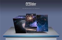 CCSlider  jQuery 3d幻灯片插件
