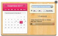 Jalendar  漂亮的日历和事件插件