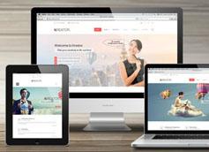 Kreator  html5響應式企業網站模板