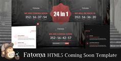 Fatoma - 网站正在建设中模板