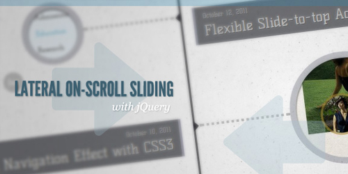 Jquery on scroll jqueryfuns - Jquery scroll to div ...