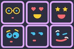 HTML5 SVG表情图标特效