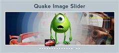 Quake SliderjQuery圖像內容滑塊插件