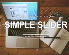 simpleSlider - 简单的jQuery轮播图插件_支持手机端图片拖拽插件