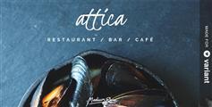 Attica - 餐厅网站模板自定义样式