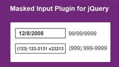 jquery正则表达式电话时间等数字格式验证