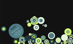 HTML5 canvas重力感应小球下落冲撞特效
