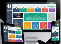 Flex Admin - 漂亮简约的Bootstrap3后台模板