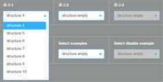 基于jQueryUI对select下拉框美化插件