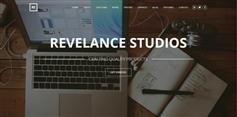 Revelance - 多页单页视差的HTML模板