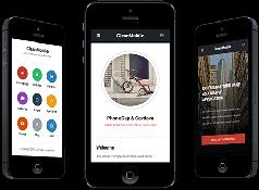 HTML5手机网站模板 微信网站模板 - CleanMobile