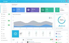 Angle - 后台模板Bootstrap管理系统模板全套