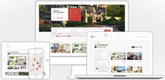 HATA - 房产中介模板 租房售房网站h5模板