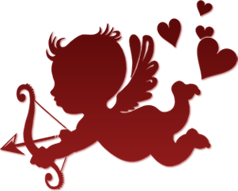 Cupidify - 漂亮的情人节动画背景|jQuery红色的丘比特动画