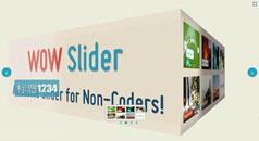 jquery 3d图片切换带标题的3D图片切换插件