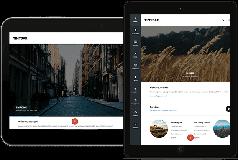 Tinybar - 手机网站模板 响应式手机HTML模板