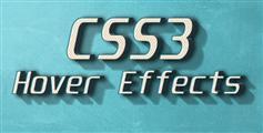 纯CSS3悬停效果包_css3实现鼠标悬浮图片变形动画特效