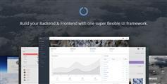 OneUI - 用Bootstrap开发的管理模板和UI框架 包含php版本