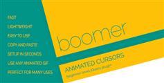 boomer 一组美化光标插件改变鼠标默认样式 鼠标动画