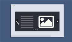jQuery和css3全屏背景模糊的轮播图插件
