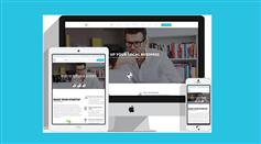 Bplus - 咨询公司网站HTML模板宽屏大气设计