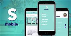 手机端webApp模板框架framework7创建移动端网站模板HTML - Mobile.S