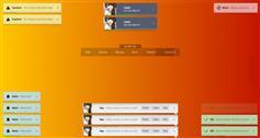 jQuery跨瀏覽器自動關閉消息通知彈出層插件 - iziToast.js