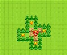 canvas和js绘制的推箱子小游戏源码经典JS小游戏推箱子键盘控制
