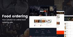 FoodPicky - 在线订餐网站HTML模板Bootstrap美食网站在线下单HTML5模板