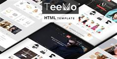 Bootstrap电子商务模板_单体服装商城模板 - Teemo