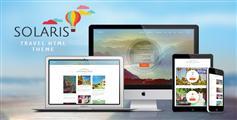 旅行社旅游网站酒店预订网站主题_自适应手机端 - Solaris