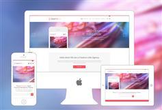 超级漂亮的Bootstrap模板 多用途企业官网html 响应设计网页模板 - CleanLab