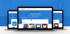 Bootstrap交易平台响应网站模板_html5交易市场电商模板 - Catalog