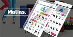 电子商务Bootstrap模板_电脑手机电器商城html模板 - Malias