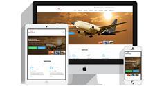 运输和物流公司HTML模板 - Truck Plus