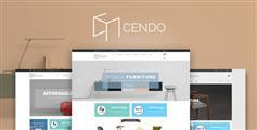 家具电商HTML模板_响应家居商城BootStrap模板 - Cendo
