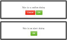 jquery漂亮的Alert彈出框插件_ 自動關閉提示層jquery插件- alertify