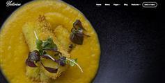响应式餐饮行业HTML网站模板_Boostrap3餐厅UI设计 - Nectarine